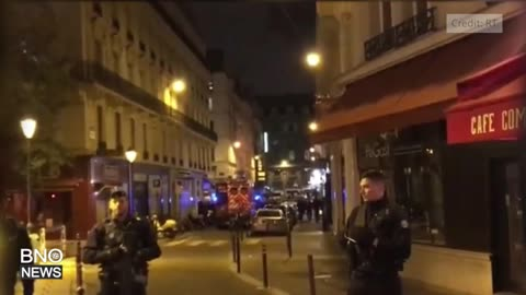 Man Kills 1, Injures Others in Paris Knife Attack