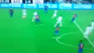 VIDEO: Leo Messi Amazing goal vs Celtic - Video
