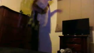 NiteSaiter dancing - Video
