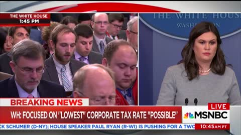 WH Dodges Question on Franken Calling Out Trump for Bragging On Tape