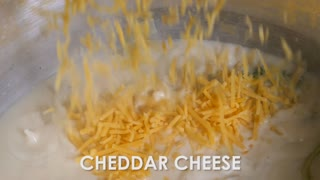 Delicous recipes: Broccoli cheddar soup - Video