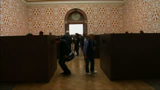 Ai Weiwei show in London showcases Chinese dissident's art - Video