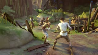 Absolver - Friends and Foes Multiplayer Trailer