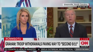 Graham plans to ask trump to reconsider his planned withdrawal of troops from Syria