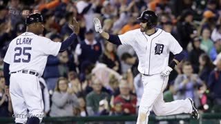 Tigers Manager Brad Ausmus Goes Off On Ump, Mic Catches Him Cussing on Live TV - Video