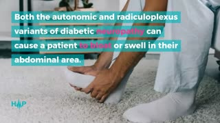 What Are The Warning Signs Of Diabetic Neuropathy?