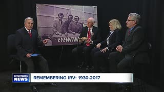 7 Eyewitness News remembers Buffalo Broadcasting Legend Irv Weinstein