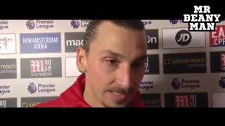 Zlatan Ibrahimovic & Paul Pogba Post Match Interview - Video