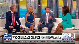 Judge Jeanine Pirro says she can go 'toe-to-toe'