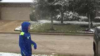 Texas Snow Removal - Video