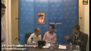Debate between Kochakzadeh and Zibakalam - Video