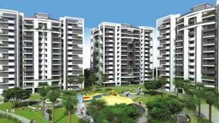 Sikka Kirat Greens Luxurious Apartments - Video