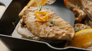 Creamy Rosemary Chicken Recipe - Video