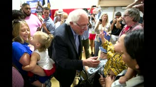 Sanders takes lead over Clinton in New Hampshire poll - Video