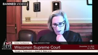 BREAKING : Incredible !! Donald Trumps Lawyer Teaches Wisconsin Judge The Law !!
