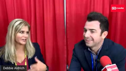 CDM AT CPAC: Debbie Aldrich...Lucas Miles Author 'The Christian Left'