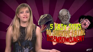 5 Easy Steps To Survive Fatal Disembowelment - Video