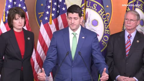Paul Ryan Brushes Off Conor Lamb's Presumptive Victory: He 'Ran on a Conservative Agenda'