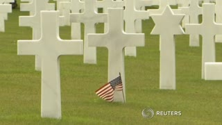 France Prepares 70th Anniversary Of D-Day - Video