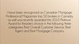 mortgage broker burlington on - Video