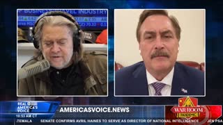 Mike Lindell tells how left is attacking his business