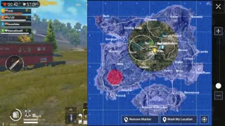 Searching For Lost Drop On Two Motorcycle Pubg Game