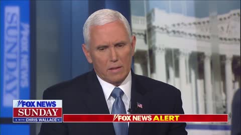 Wallace Grills Pence: Why Didn't POTUS Tell Pelosi About ISIS Raid?