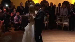 Amazing perform from Grom in wedding party dance