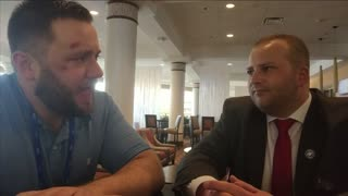 BLP Live at CPAC w/ Dan Crenshaw's Primary Challenger Mike Billand
