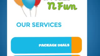 #1 Bounce House Rental Company in Broward - Video
