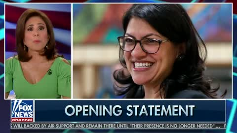 Judge Jeanine to Rep. Tlaib: You Want to Impeach Him? Be Careful What You Wish for