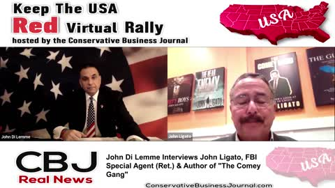 John Ligato Shares about Hillary Clinton Lying Under Oath and Corruption...