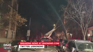 Fire in New York City Apartment Building Kills at Least 12 - Video