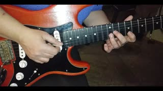 Harvest Moon- Neil Young guitar lesson by Cari Dell intro riff