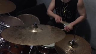 Play Drumming Magic Footage