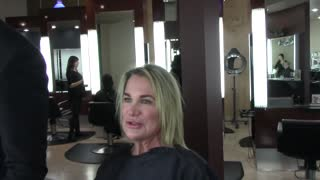 MAKEOVER: Thin Hair to Thick, by Christopher Hopkins, The Makeover Guy®