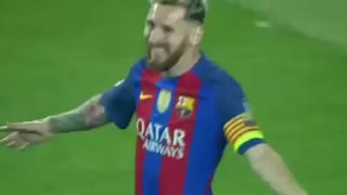 Lionel Messi Goal - Barcelona vs Celtic 1-0 Champions League 2016 HD - Video