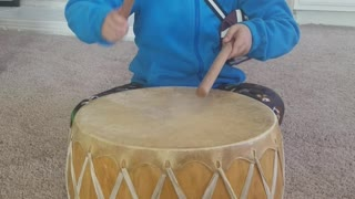 "Korean Drum ""buk"""
