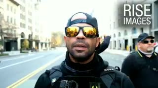 Enrique Tarrio: Why The Proud Boys Are In DC