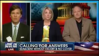 SEAL TEAM 6 Parents Interviewed By Tucker Carlson