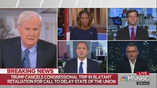 Chris Matthews — Trump Made Dems On The Bus Look Like Fools