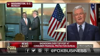 Gingrich: CFPB was a playground for Elizabeth Warren and left-wing, anti-capitalist friends - Video