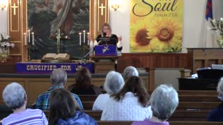 Sunday Service for April 18, 2021