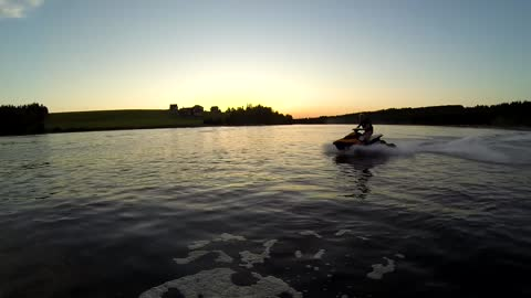 An Evening Ride On the Sea-Doo Spark