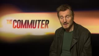 Liam Neeson believes gender wage gap is 'disgraceful' but will not take a pay cut - Video