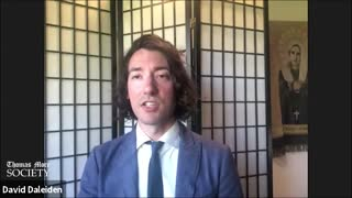 David Daleiden discusses massive federal civil rights lawsuit filed in Los Angeles, California