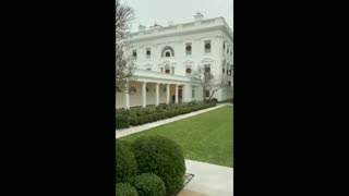 Ivanka Trump Shares First Snowfall at White House 12-16-2020