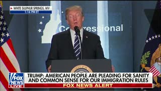 Trump Tells Democrats They Have to Compromise If They Want a DACA Fix - Video