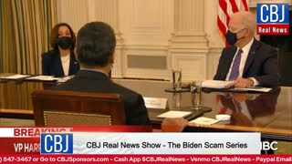 CBJ Real News Show (Part 140): Lies about the Border