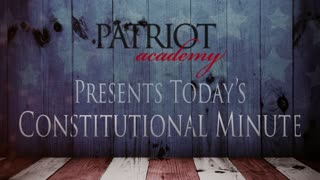 Today's Constitutional Minute - Does the Constitiution Actually Protect Relgious Liberty?
